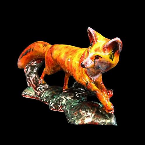 Fox Wildlife Figure