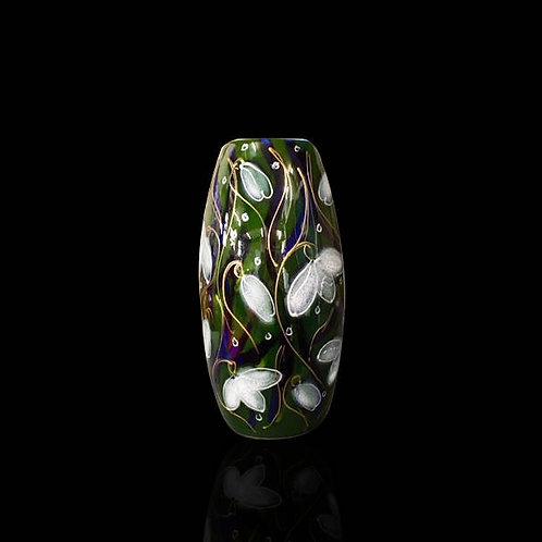Snowdrop Small Skittle Vase 17cm