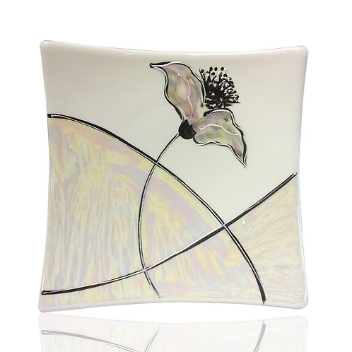 Made to order Grace Square Dish 16cm