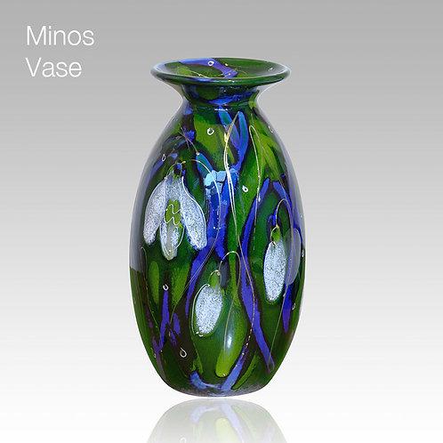 Snowdrop Minos Vase 21cm