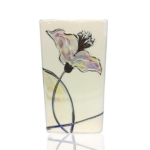 Grace Square Vase Medium 12cm