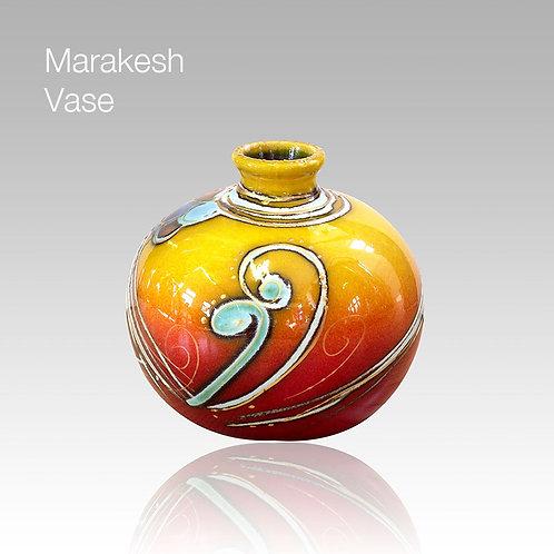 Allegro Marakesh Vase 11cm