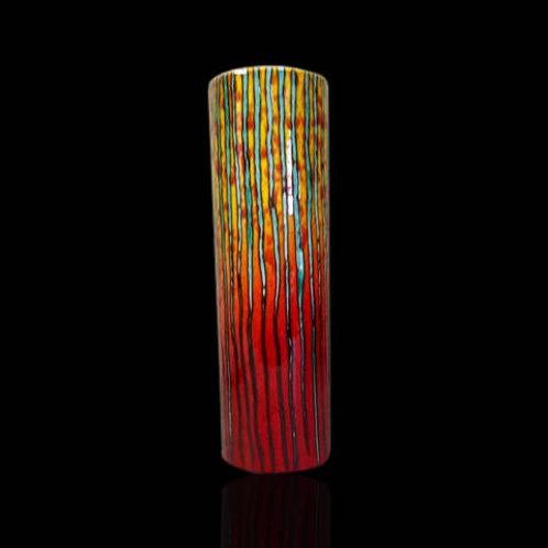 Brimstone Cylinder Vase 27cm