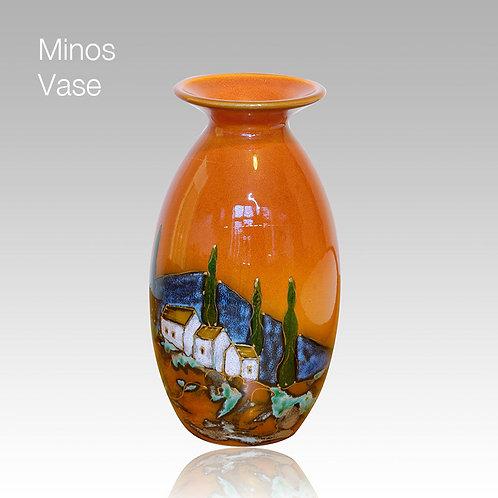 Tuscany Minos Vase 21cm