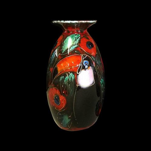 Painted to order please allow 21 days Toucan Minos Vase