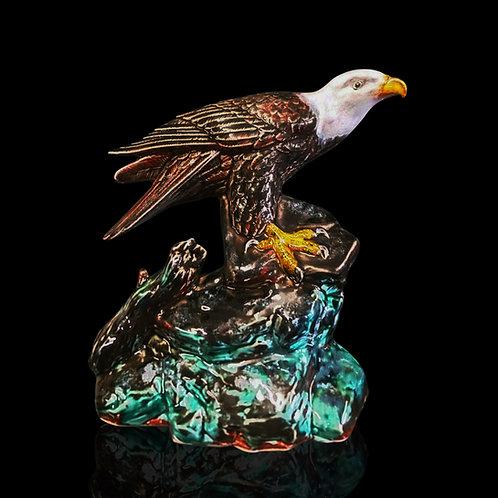 Bald Eagle Wildlife Figure