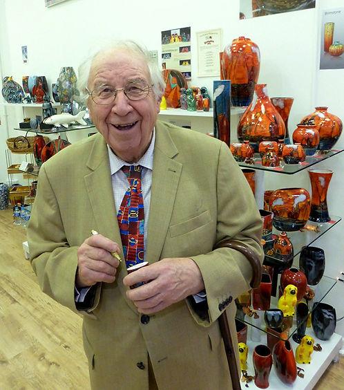 Antiques Roadshow Henry Sandon MBE