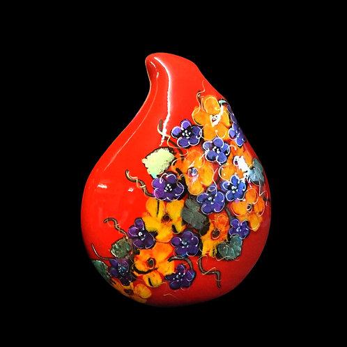 Garland Teardrop Vase 22cm