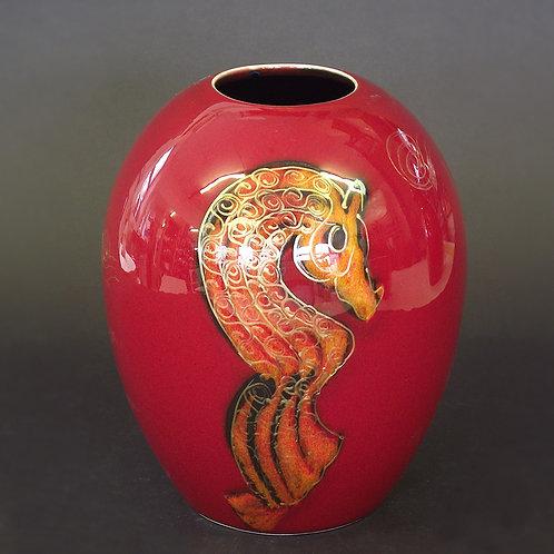 Staffordshire Hoard Delta Vase