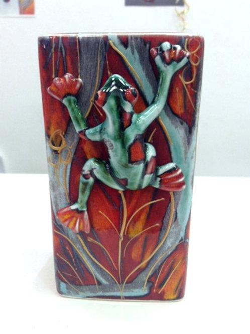 Frog Vase Medium