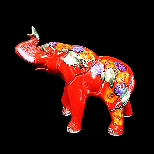 Made to order Bull Elephant Figure
