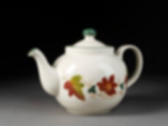 Teapot Pottery at the V&A