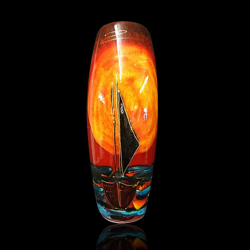 Eventide 26cm Skittle Vase