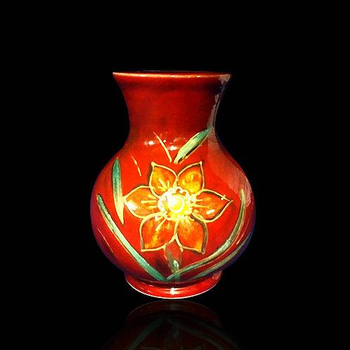 10.5 cm trojan vase