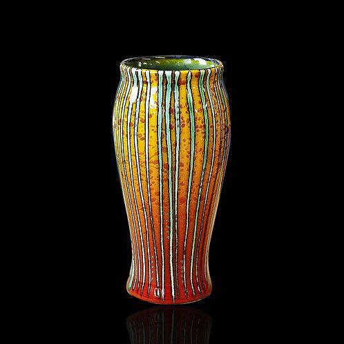 Brimstone Bella Vase 17cm