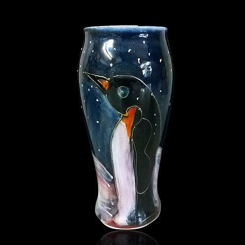 Made to order Penguin Bella Vase