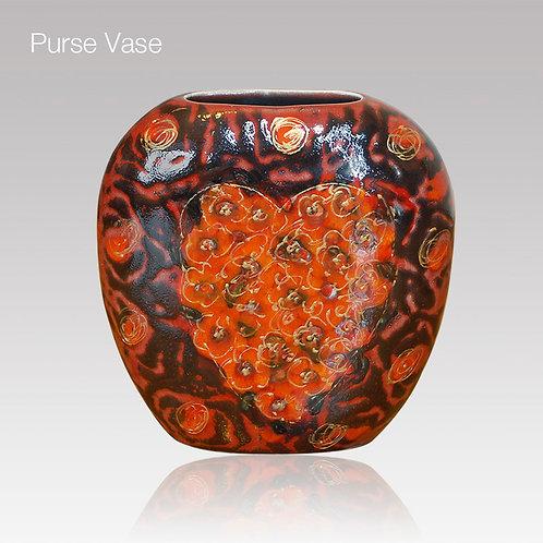 Forever Purse Vase