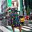 Thumbnail: SILK STRAPLESS FLARE DRESS