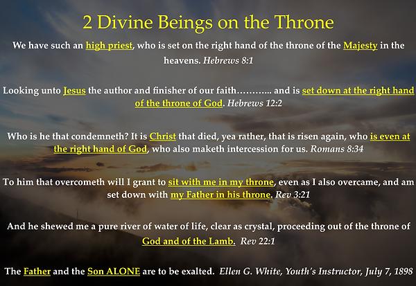Heaven's Throne