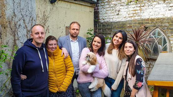 New Friends in London 2019