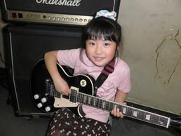 小学5年生ギター