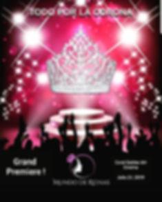 Beauty Pageant, Mundo de Reinas, Relaity Show, Miami Models, Miami Fashion Week, Telemundo Shows, Univision, Belleza Latina, Academia Modelaje, Show de Television, Mega TV, Laura Moro, Rolando Tarajano, Television Premiere, Netflix Series