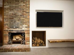 Firwood Box / TV Niche / Wood Bench