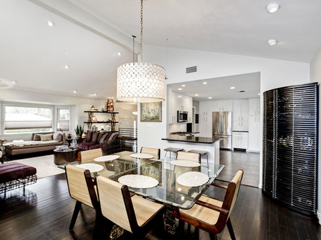 Chesterbrook Woods Modern Remodel