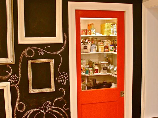 Glass Pantry Pocket Door