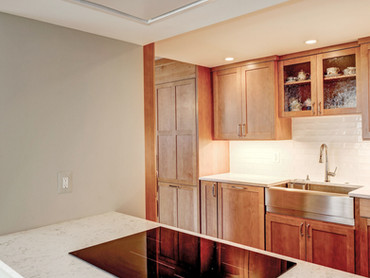 Arlington Apartment Kitchen