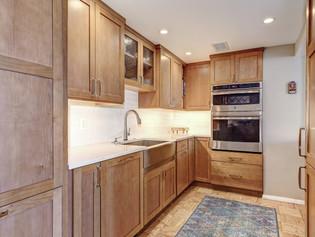 Arlington Apartment Kitchen