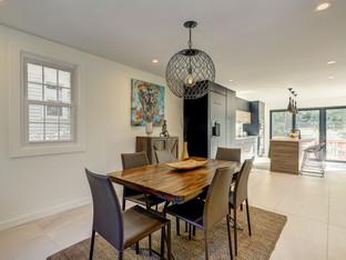 Arlington Ridge Modern Remodel - Dining Room