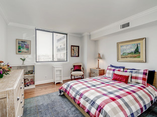 Arlington Apartment Remodel - Bedroom