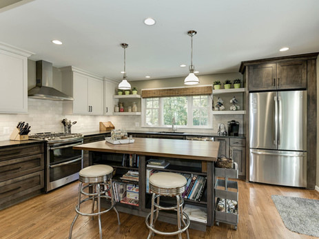 Sleepy Hollow Whole House Remodel