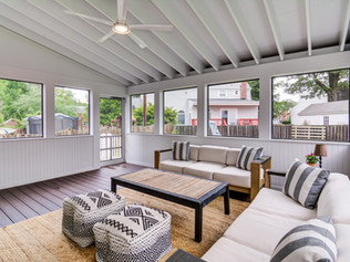 Arlington Forest Screen Porch