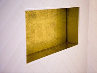 Gold Foil Niche