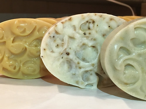 Just Plain Goat Milk Soap