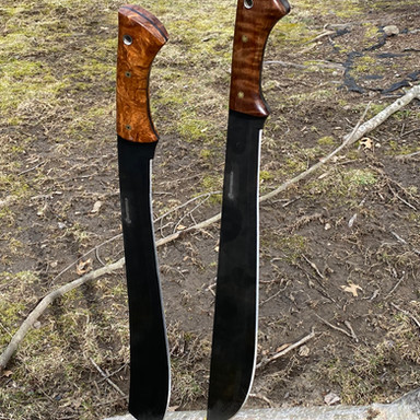 Machetes now available!