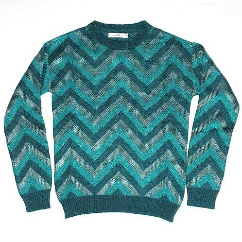 Girls Full Sweater-Mettle Brand