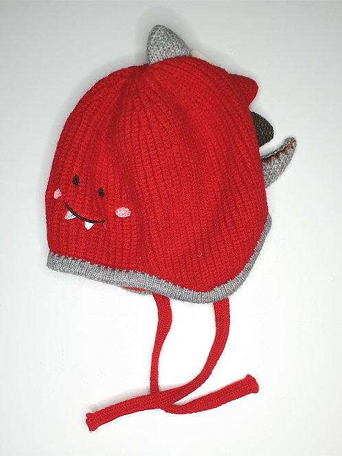 Woolen Cap With Inner Lining (6-12 Months)
