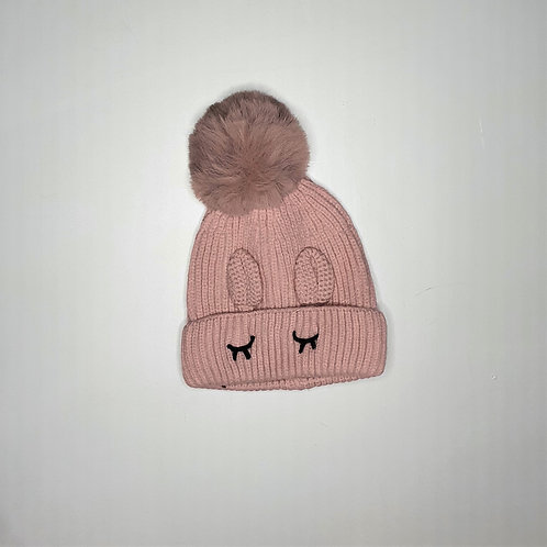 Woolen Cap With Inner Lining (1-4 Years)