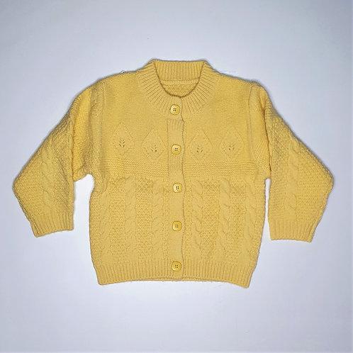 Girls Woolen Thick Sweater
