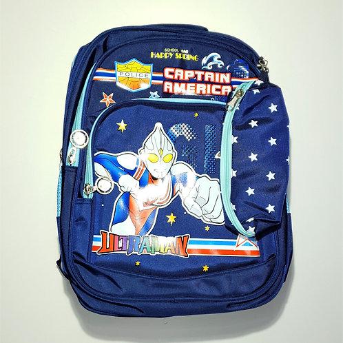 School Bag With Pencil Bag