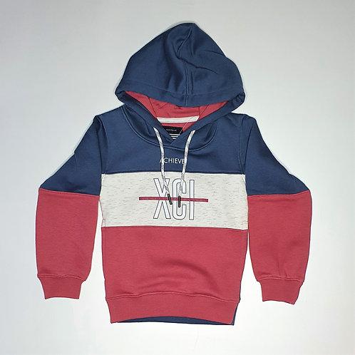 Boys Octave Brand Full T-shirt (Hoodie)