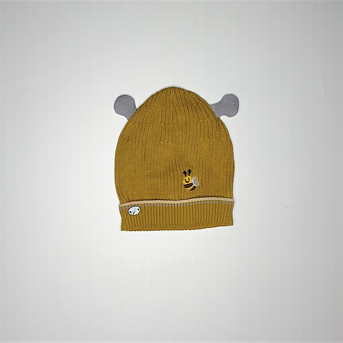 Woolen Cap With Inner Lining (0-3 Month)
