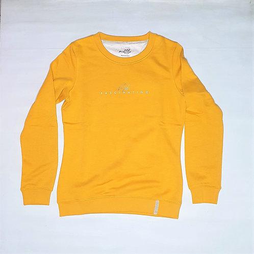 Girls T-Shirt-Mettle Brand (With Inner Fur)