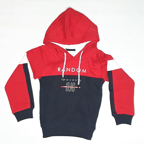 Boys Hoodie Octave Brand (Thick With Fur)