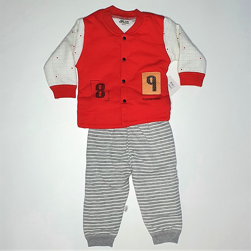 Infants Thick Two Piece Set