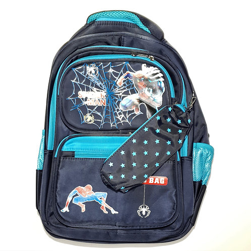 School Bag With Pencil Bag
