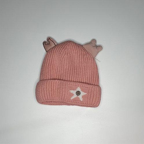 Woolen Cap With Inner Lining (6-18 Months)